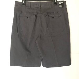 Hurley Shorts - New Hurley One and Only Walking Chino Shorts 33